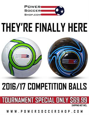 2016/17 Competition Balls, only $69.99