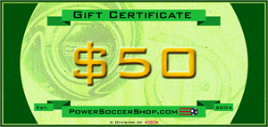 $50 Gift Certificate