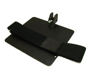 Strike Force Single Plate Footrest